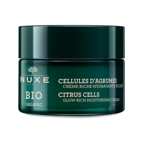 Nuxe Organic Glow Rich Moisturising Cream