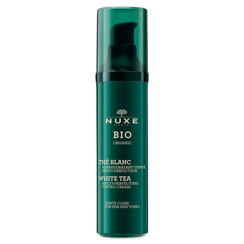 Nuxe Organic Multi-Perfecting Tinted Cream - fair skin tones