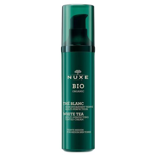 Nuxe Organic Multi-Perfecting Tinted Cream - Medium Skin Tones