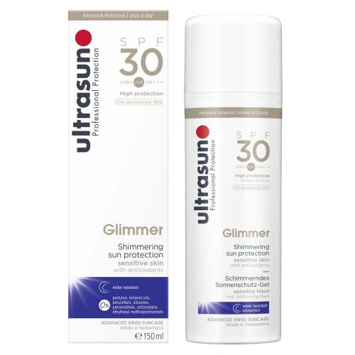 Ultrasun Glimmer SPF30