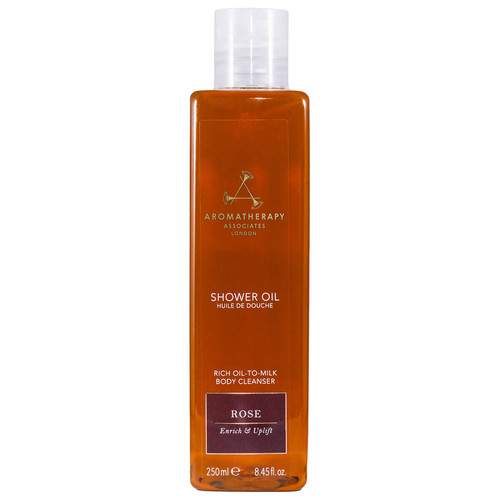Aromatherapy Associates Rose Shower Oil