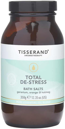 Tisserand Total De-Stress Bath Salts