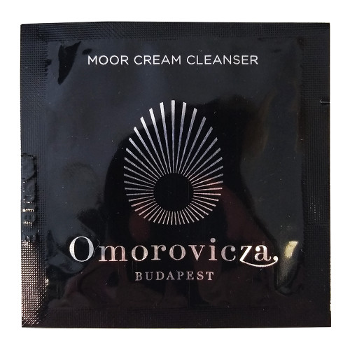 Omorovicza Moor Cream Cleanser Sample Sachet