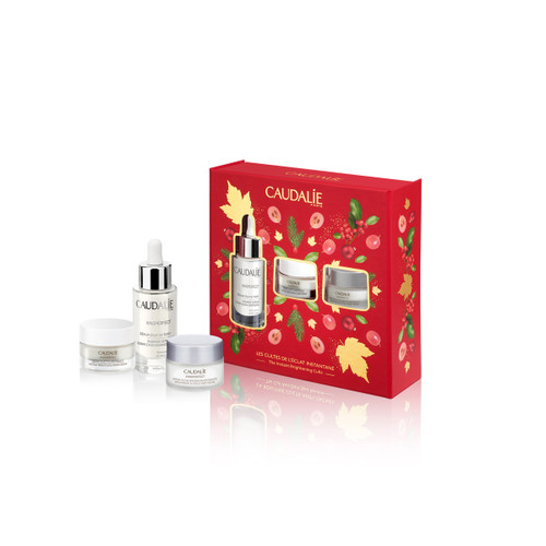 Caudalie Vinoperfect Set - The Cult Anti-Dark Spot Routine - Open box