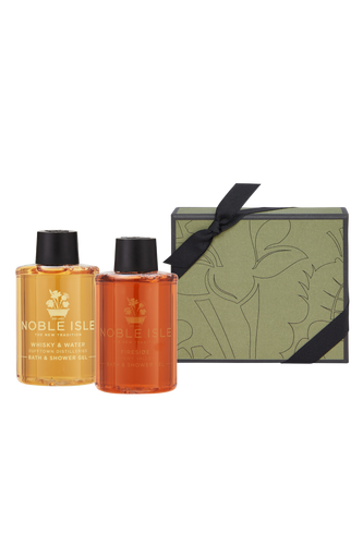 Noble Isle The Connoisseurs Cabinet Gift Set