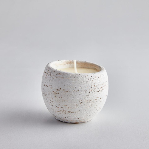 St Eval Secret Garden Small Bay & Rosemary Pot Candle