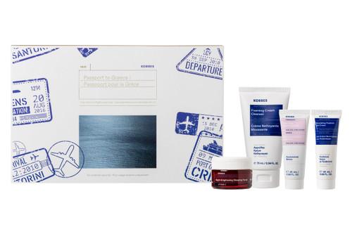 Korres Passport to Greece Skincare Set