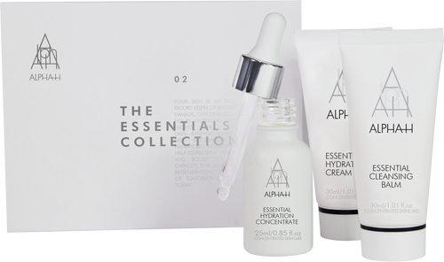 Alpha H Essentials Collection