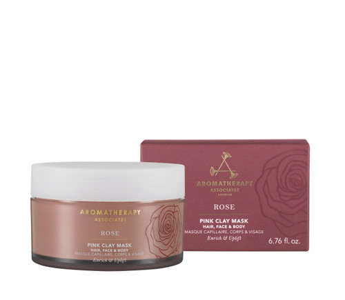 Aromatherapy Associates Rose Pink Clay Mask