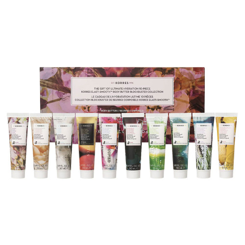 Korres The Gift of Ultimate Hydration 10 piece Set