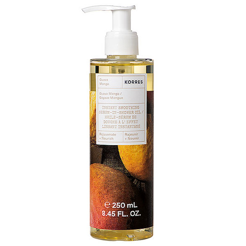 Korres Guava Mango Instant Smoothing Serum-In-Shower Oil