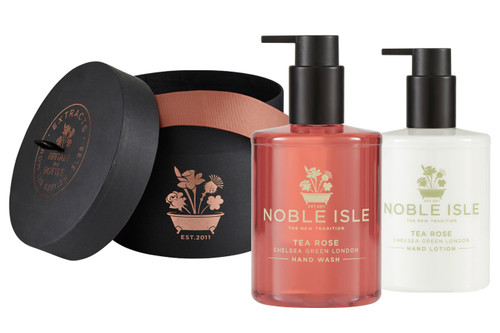 Noble Isle Tea Rose Gift Set