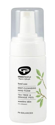Green People Deep-Cleansing Hand Foam