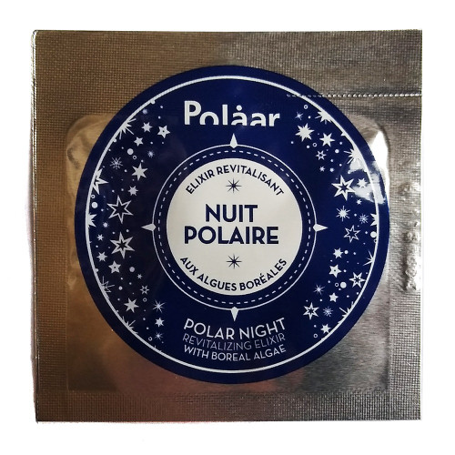 Polaar Polar Night Revitalizing Elixir Sachet