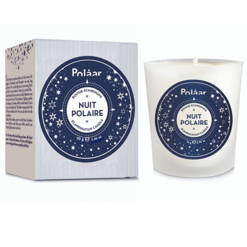 Polaar Night Candle 70g
