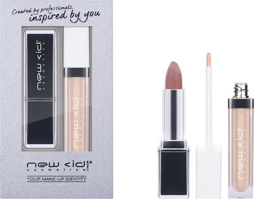 New CID Mistletoe Lips - Nudes