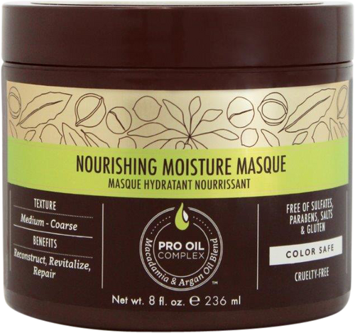Macadamia Oil Nourishing Moisture Masque - 236ml