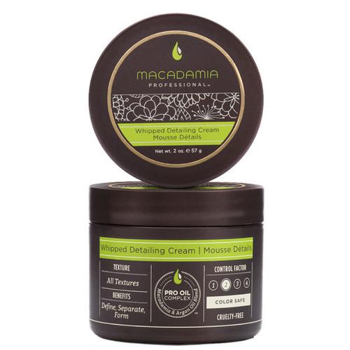 Macadamia Oil Whipped Detailing Cream - 57ml