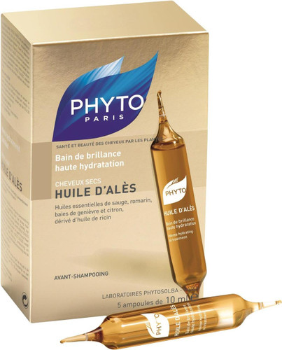 Phyto Huile d'Ales Intense Hydrating Oil Treatment
