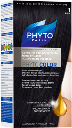 Phyto PhytoColor - 1 Black