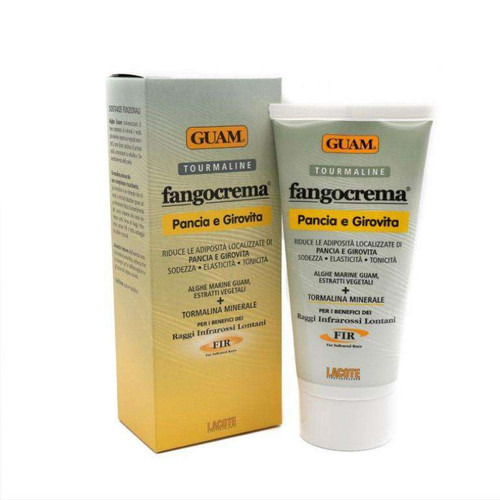 Guam Fangocrema FIR Tummy & Waist Mud Cream