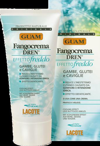 Guam Fangocrema Dren Cooling Effect Active Mud Cream