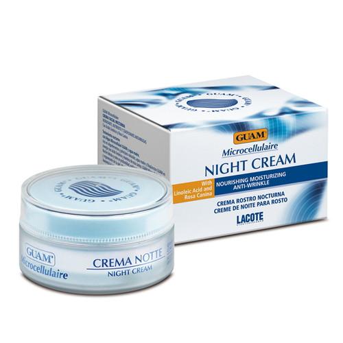 Guam Microcellulaire Night Cream