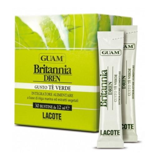 Britannia Dren Sachet - Seaweed Drink, Detox & Cleanse