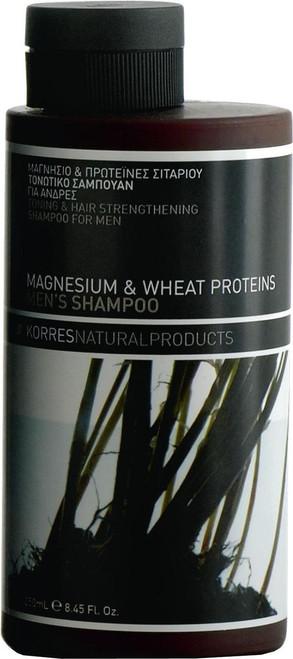 Korres Magnesium   Wheat Proteins Shampoo for Men - Bath   Unwind - US a8bf434c6
