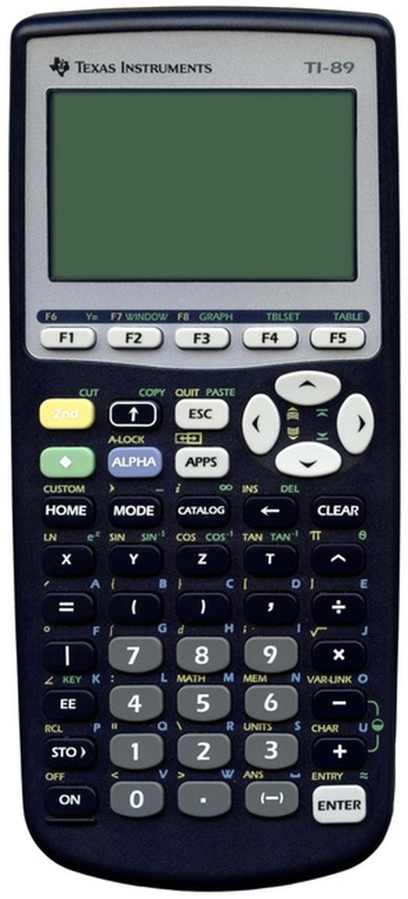 Moderne Texas Instruments TI-89 Graphing Calculator WX-94