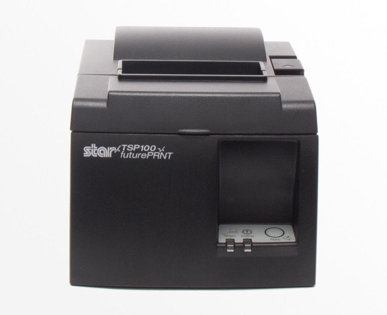 Star TSP100 Monochrome Direct Thermal Receipt Printer (TSP 143U)
