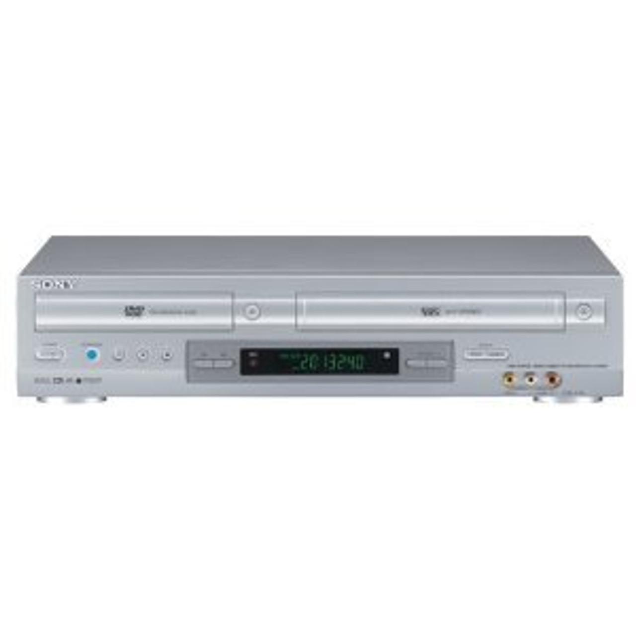 Sony SLV-D100 DVD-VCR Combo  (DVD player VCR recorder)