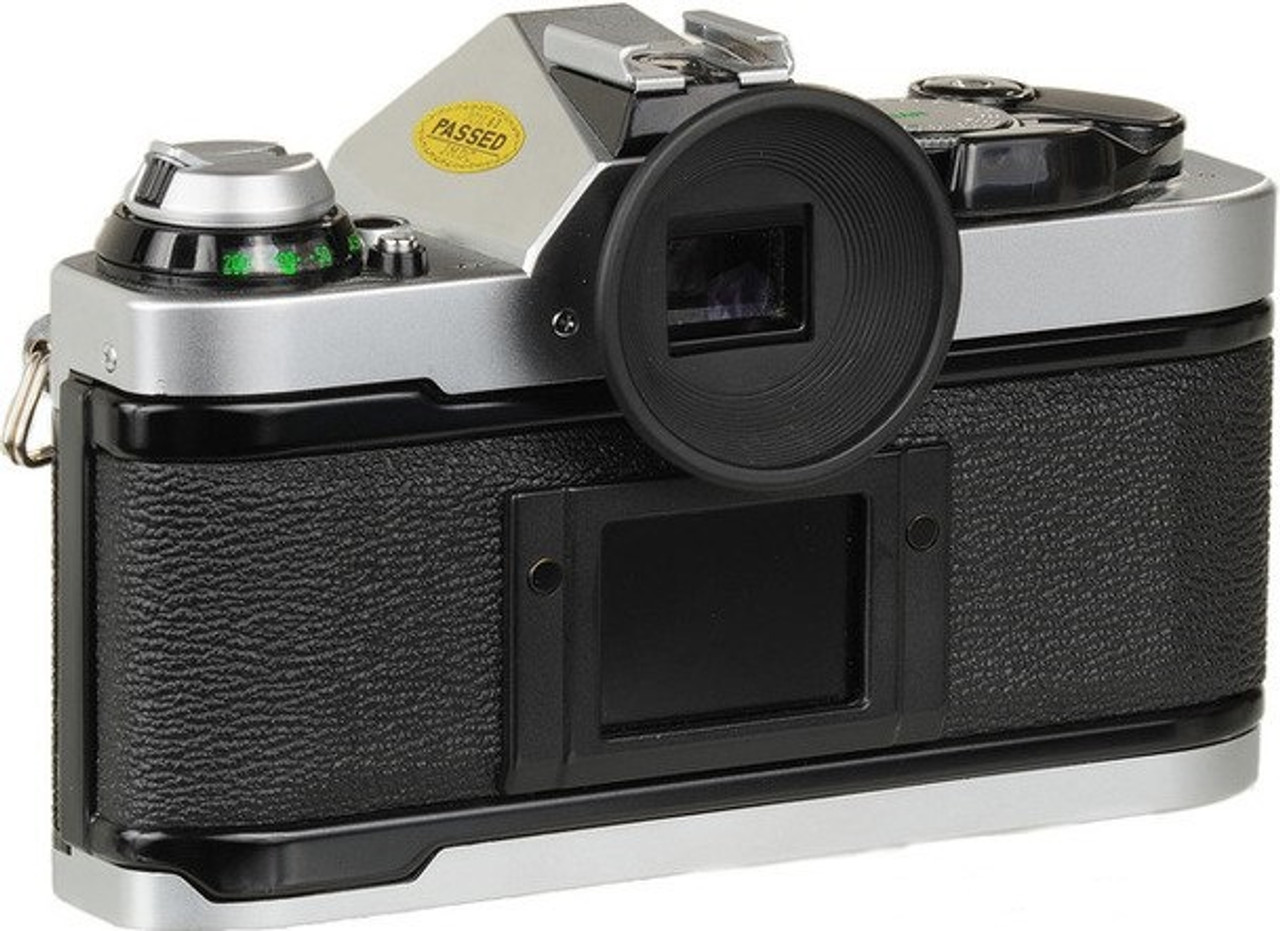 Canon AE-1 program 35mm film SLR Manual Focus Camera w/ FD 50mm lens