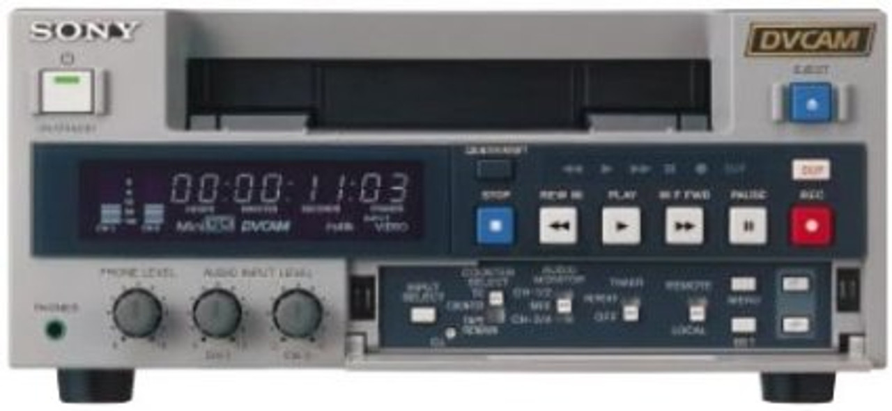 Sony DSR-40 DVCAM / DV / MiniDV VTR Player/Recorder