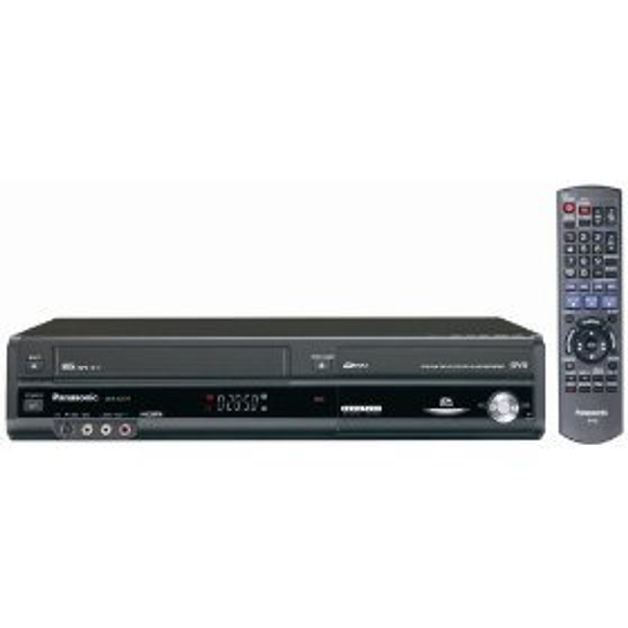 Panasonic DMR-EZ48V DVD-Recorder/VCR Combo digital dvd vhs combo