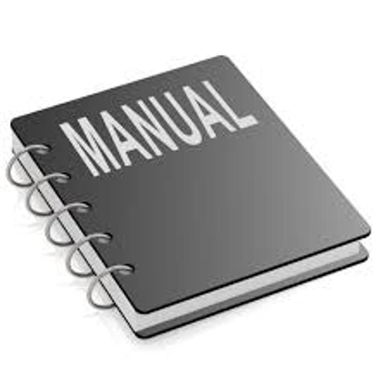 Printed Copy of User Manual