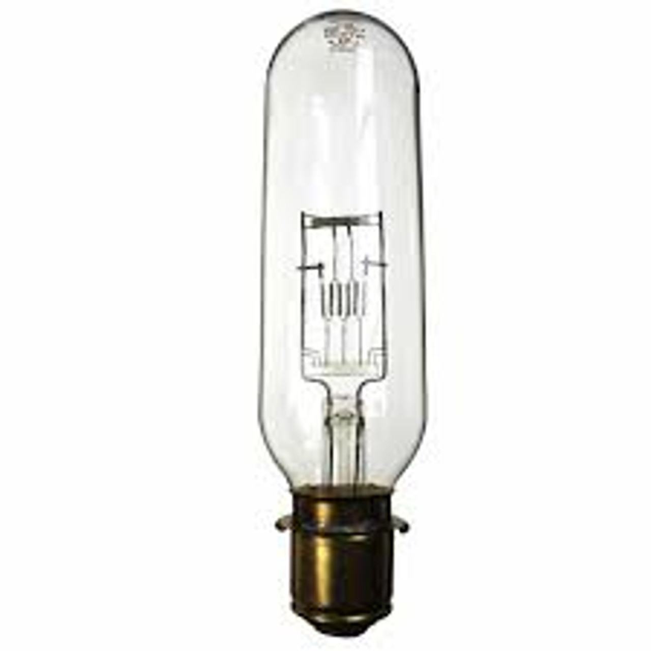 Weber Machine Corp. - Synchrofilm E, H - 35mm Movie Projector - Replacement Bulb Model- DSB, 7.5A/T8SC (sound)