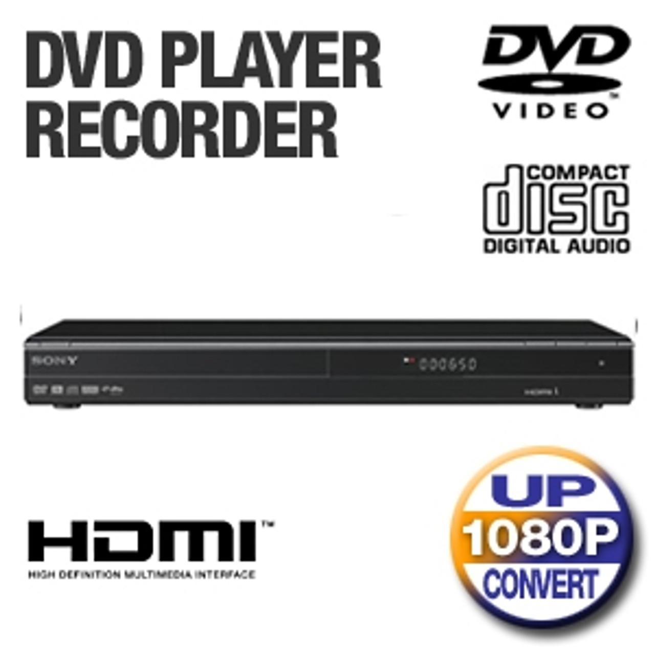 Sony RDR-GX257 DVD Recorder (HDMI)