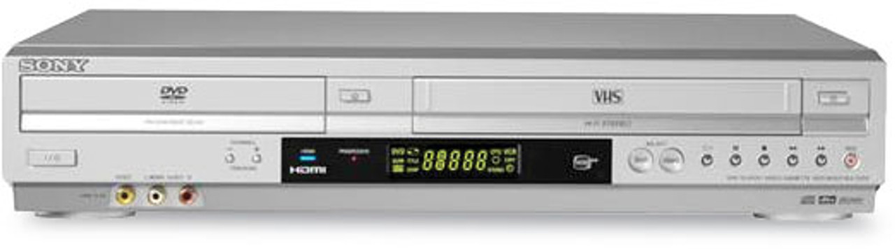 Sony SLV-D570H DVD/VCR Combo HDMI (DVD player only & VCR player/recorder)