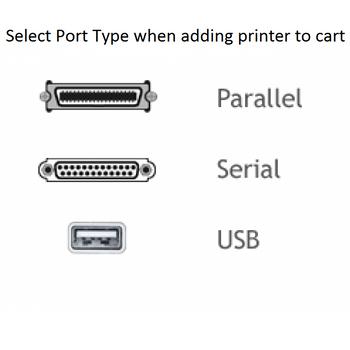 Epson TM H5000II Monochrome Thermal Line/Dot-Matrix Receipt Printer