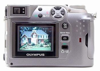 Olympus C-4000 CAMEDIA Digital Camera
