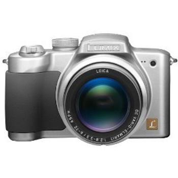 Panasonic Lumix DMC-FZ5S 5MP Digital Camera with 12x Image Stabilized Optical Zoom