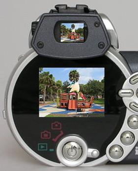 Konica Minolta Dimage Z2 4MP Digital Camera with 10x Optical Zoom