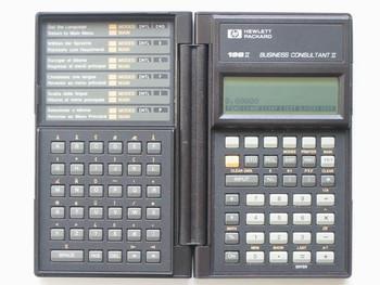 HP-19Bii Business Financial Calculator