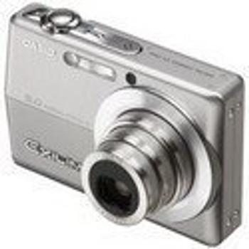 Casio EX-Z500BKDBB 5MP Digital Camera