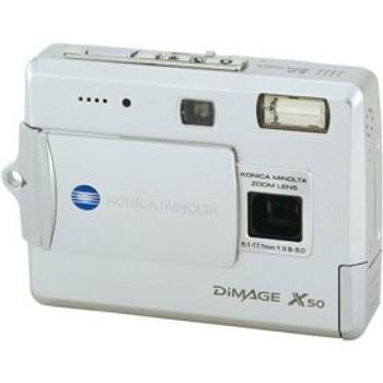 Konica Minolta X50 Dimage  Digital Camera
