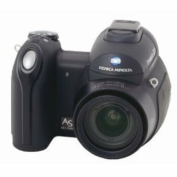 Konica Minolta Dimage Z3 4MP Digital Camera