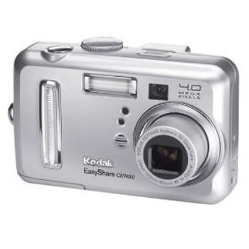 Kodak Easyshare CX7430 4MP Digital Camera with 3x Optical Zoom