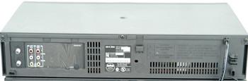 GoVideo DDV3110 Dual Deck VCR Go-Video