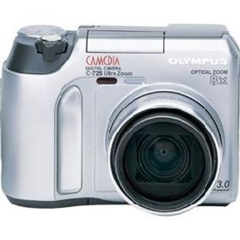 Olympus C-725 CAMEDIA Digital Camera